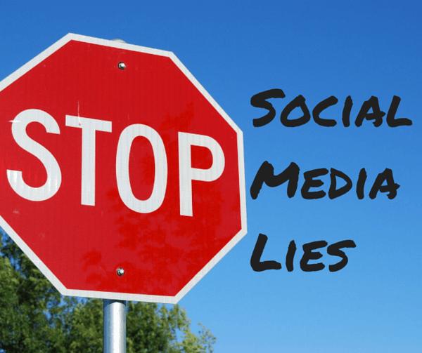 Social Media Lies